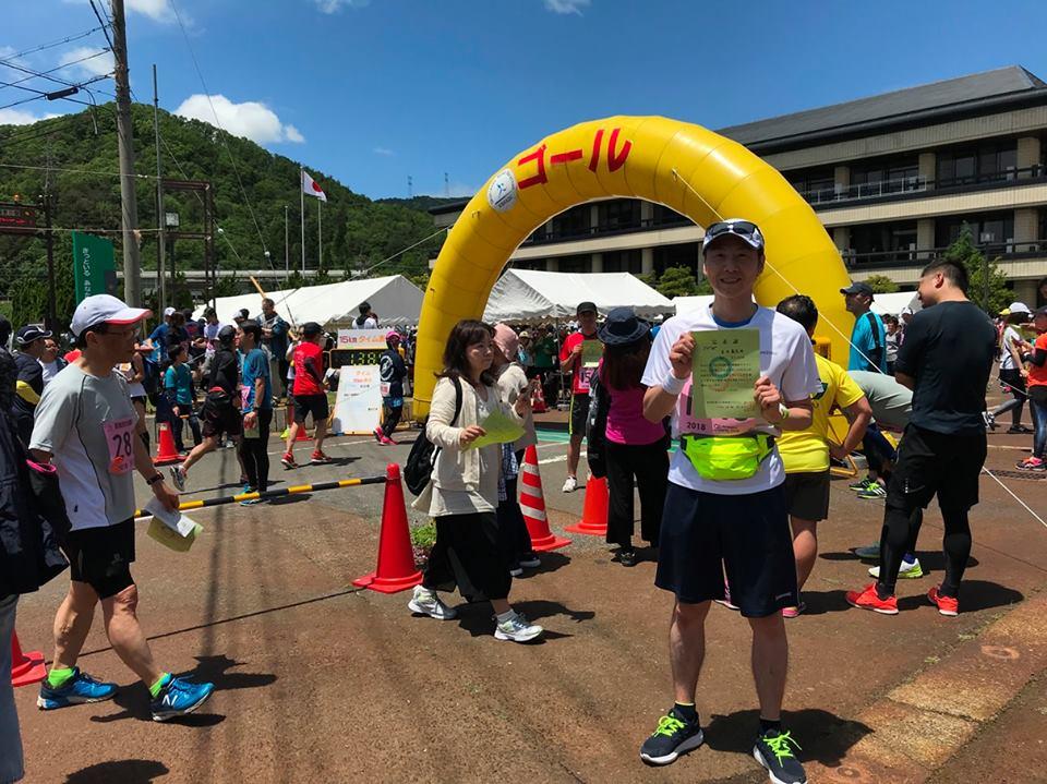 2018奥びわ湖健康マラソン